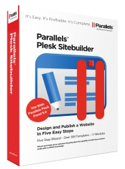 Parallels Plesk Sitebuilder