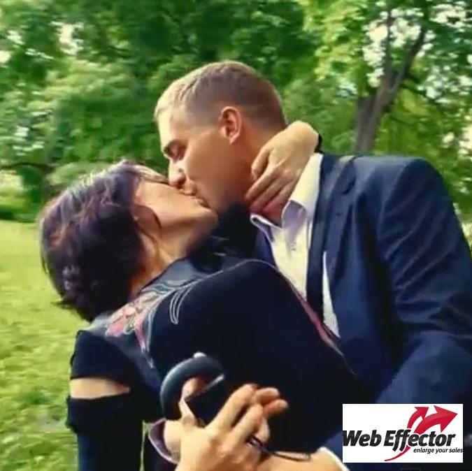 Андрюша + Оля = Любовь