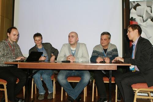 Круглый стол SEO Moscow 2011