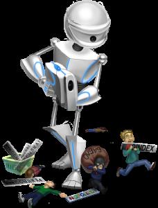 Робот для контроля ссылок