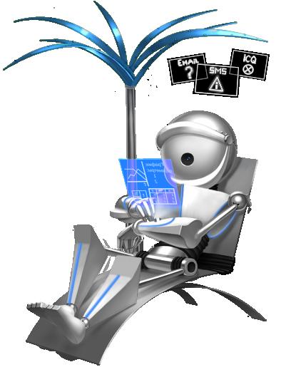 Робот статистики и уведомлений